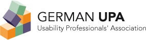 Logo German UPA Usability Professionals Association